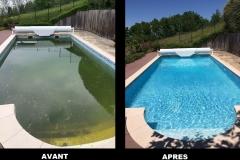 Entretien de piscine a La Roche sur Foron