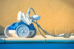 Nettoyage de piscine a Hermance