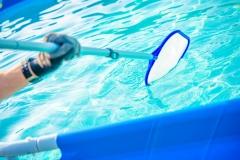Nettoyage de piscine en Haute-Savoie